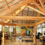 atelier charpente