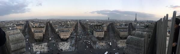 Un séjour vertigineux de découvertes à Paris !