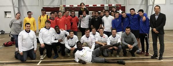 Vie scolaire : Tournoi de Futsal