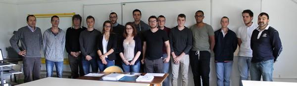 La nouvelle formation «BIM et numérique dans le bâtiment» accueille ses premiers étudiants aujourd'hui