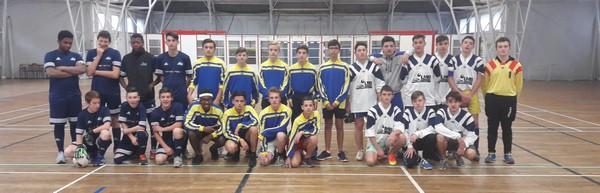 Championnat de futsal, le LMB vainqueur