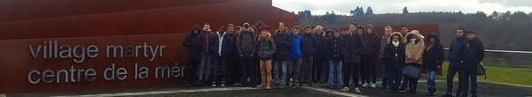 Sortie pédagogique à Oradour sur Glane