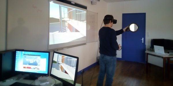 Formations pour les enseignants dans le domaine du numérique dans le bâtiment