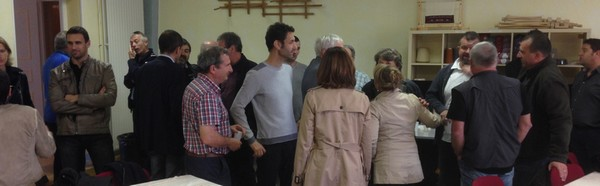 Bilan des rencontres du bâtiment : échanges riches, nouveaux contacts et un avenir assuré pour les jeunes du LMB