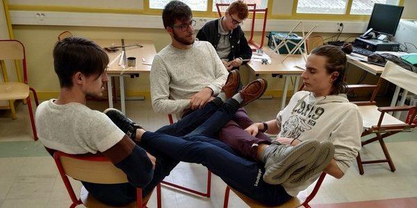 Artistes en résidence au LMB de Felletin