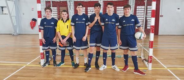 Futsal : les jeunes du LMB sortent deuxièmes en première phase départementale