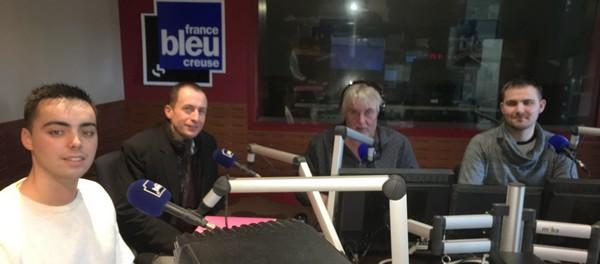Le LMB et les innovations technologiques dans le bâtiment, expliqué sur France Bleu Creuse