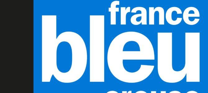 Réecoutez l'emission de France Bleu Creuse du mercredi 6 mars