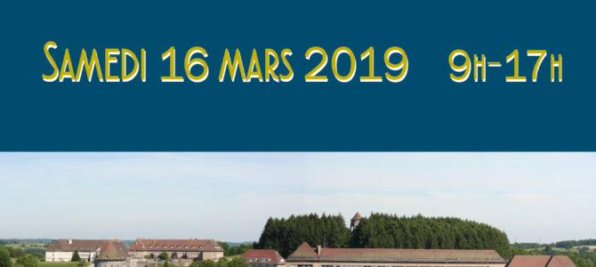 Journée portes ouvertes : samedi 16 mars !