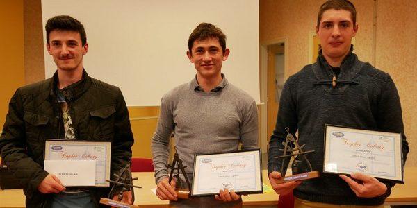 Le jury Cobaty décerne trois prix aux apprenants du LMB de Felletin