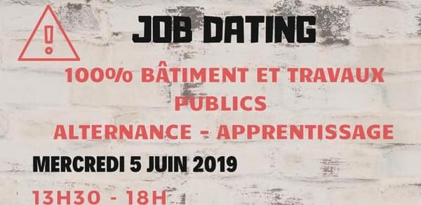 Job Dating métiers du bâtiment à Guéret