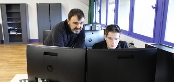 Lancement des stages découvertes – journées d'immersion au LMB de Felletin