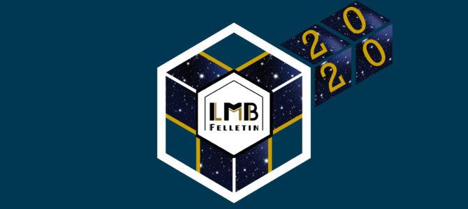 Toute l'équipe du LMB de Felletin vous souhaite le meilleur pour 2020 !