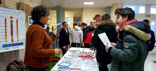 Le Lycée des Métiers du Bâtiment de Felletin joue la carte de la sécurité pour le bien-être de ses apprenants