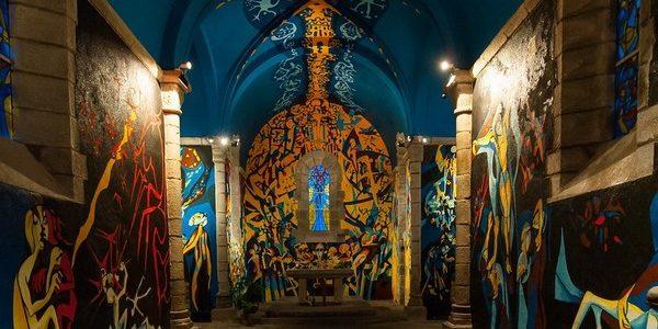 Visite de l'église de Sous Parsat