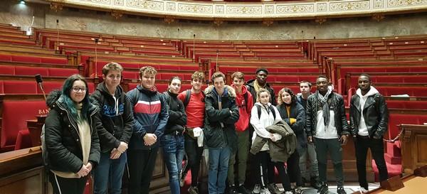 Séjour exceptionnel à Paris pour nos apprenants